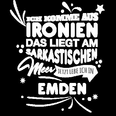 Emden Fun Geschenk Shirt - Emden Fun Geschenk Shirt - Weihnachtsgeschenk,Fun,Spaß,Emden,lustig,Idee,Geschnkidee,schenken,witzig,Stadt,Deutschland,Geburtstag,Geburtstagsgeschenk,Stadt-,cool,Sprüche,Spruch,Mode,Geschenkideen,Geschenk,witzige