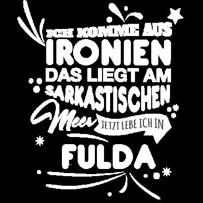 Fulda Fun Geschenk Shirt - Fulda Fun Geschenk Shirt - Weihnachtsgeschenk,Fun,Spaß,lustig,Idee,Geschnkidee,schenken,witzig,Stadt,Deutschland,Geburtstag,Geburtstagsgeschenk,Stadt-,Fulda,cool,Sprüche,Spruch,Mode,Geschenkideen,Geschenk,witzige