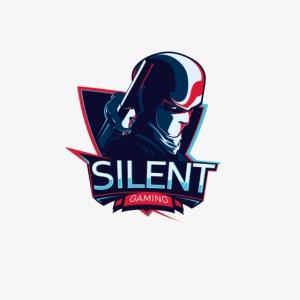 SILENTGAMING Logo color
