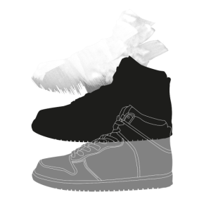 Basketball Sneaker Schuhe