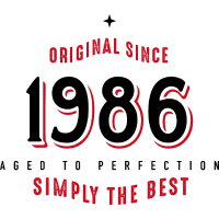original since 1986 simply the best 30. Geburtstag