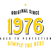 original since 1976 simply the best 40. Geburtstag