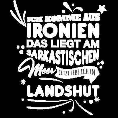 Landshut Fun Geschenk Shirt - Landshut Fun Geschenk Shirt - Landshut,Weihnachtsgeschenk,Fun,Spaß,lustig,Idee,Geschnkidee,schenken,witzig,Stadt,Deutschland,Geburtstag,Geburtstagsgeschenk,Stadt-,cool,Sprüche,Spruch,Mode,Geschenkideen,Geschenk,witzige