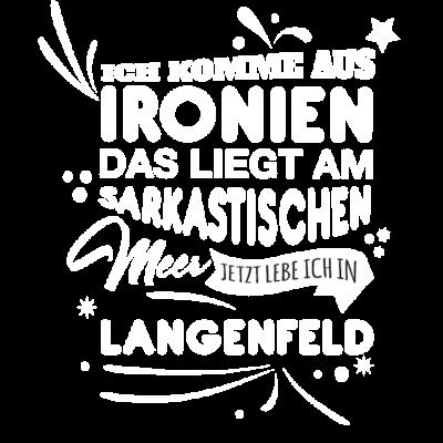Langenfeld Fun Geschenk Shirt - Langenfeld Fun Geschenk Shirt - Weihnachtsgeschenk,Fun,Spaß,lustig,Idee,Geschnkidee,schenken,Langenfeld,witzig,Stadt,Deutschland,Geburtstag,Geburtstagsgeschenk,Stadt-,cool,Sprüche,Spruch,Mode,Geschenkideen,Geschenk,witzige