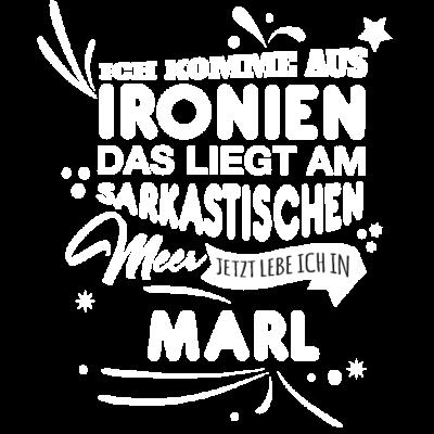 Marl Fun Geschenk Shirt - Marl Fun Geschenk Shirt - Weihnachtsgeschenk,Fun,Spaß,lustig,Idee,Geschnkidee,schenken,witzig,Stadt,Deutschland,Geburtstag,Geburtstagsgeschenk,Stadt-,Marl,cool,Sprüche,Spruch,Mode,Geschenkideen,Geschenk,witzige
