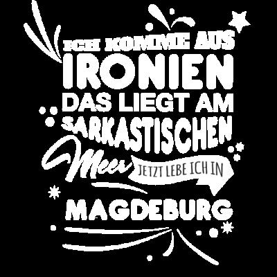 Magdeburg Fun Geschenk Shirt - Magdeburg Fun Geschenk Shirt - Weihnachtsgeschenk,Fun,Spaß,lustig,Idee,Geschnkidee,schenken,witzig,Stadt,Magdeburg,Deutschland,Geburtstag,Geburtstagsgeschenk,Stadt-,cool,Sprüche,Spruch,Mode,Geschenkideen,Geschenk,witzige