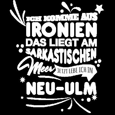 Neu-Ulm Fun Geschenk Shirt - Neu-Ulm Fun Geschenk Shirt - Weihnachtsgeschenk,Fun,Spaß,lustig,Idee,Geschnkidee,schenken,witzig,Stadt,Ulm,Deutschland,Geburtstag,Geburtstagsgeschenk,Stadt-,cool,Sprüche,Spruch,Mode,Geschenkideen,Geschenk,Neu-Ulm,witzige