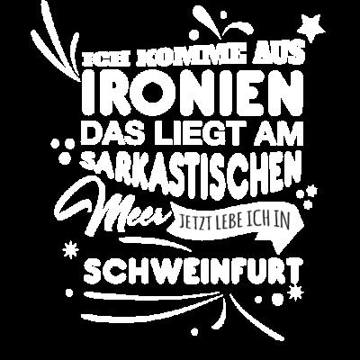 Schweinfurt Fun Geschenk Shirt - Schweinfurt Fun Geschenk Shirt - Weihnachtsgeschenk,Fun,Spaß,Schweinfurt,lustig,Idee,Geschnkidee,schenken,witzig,Stadt,Deutschland,Geburtstag,Geburtstagsgeschenk,Stadt-,cool,Sprüche,Spruch,Mode,Geschenkideen,Geschenk,witzige