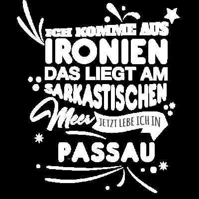 Passau Fun Geschenk Shirt - Passau Fun Geschenk Shirt - Weihnachtsgeschenk,Fun,Spaß,lustig,Idee,Geschnkidee,schenken,witzig,Stadt,Passau,Deutschland,Geburtstag,Geburtstagsgeschenk,Stadt-,cool,Sprüche,Spruch,Mode,Geschenkideen,Geschenk,witzige