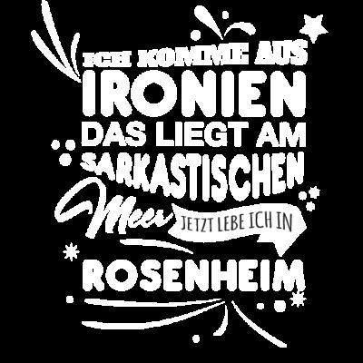 Rosenheim Fun Geschenk Shirt - Rosenheim Fun Geschenk Shirt - Weihnachtsgeschenk,Fun,Spaß,lustig,Idee,Geschnkidee,schenken,witzig,Stadt,Rosenheim,Deutschland,Geburtstag,Geburtstagsgeschenk,Stadt-,cool,Sprüche,Spruch,Mode,Geschenkideen,Geschenk,witzige