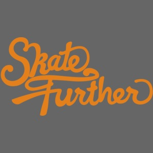 skate further logo final colour