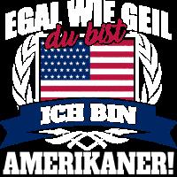 Amerikaner USA US-Amerikaner amerikanisch Geschenk