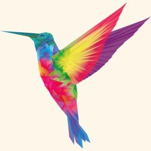 Kolibri - wild und frei