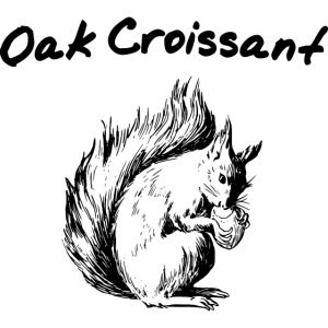 Oak Croissant