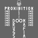 PROHIBITION (WHITE)