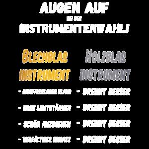 Welches Musikinstrument?