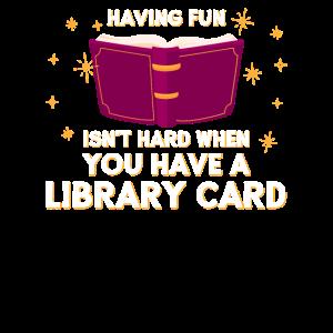 Bibliotheksausweis