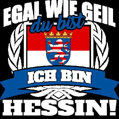 Hesse Hessen Hessin Hessisch Geschenk - Bist du stolz Hessin zu sein? Dann ist dieses Design für dich! - Wiesbaden,Wetzlar,Rüsselsheim am Main,Rodgau,Offenbach am Main,Oberursel,Marburg,Mainmetropole,Mainhattan,Kassel,Hessisch,Hessin,Hessen,Hesse,Hanau,Gießen,Fulda,Frankfurt am Main,Frankfurt,Dreieich,Darmstadt,Bad Homburg