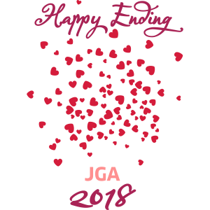 JGA 2018 Herzen Happy