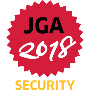 JGA 2018 Security