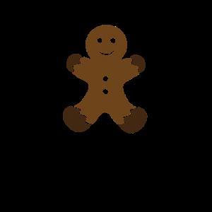 Lebkuchenmann Weihnachtsplätzchen