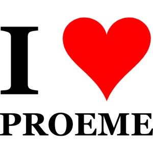 I love proeme I love pussy
