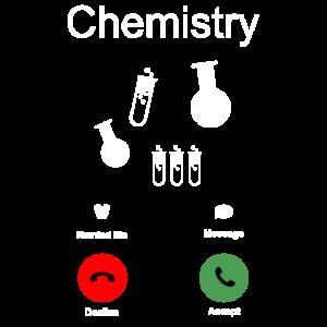 Chemistry T-Shirt Geschenk Idee Weihnachten Lustig