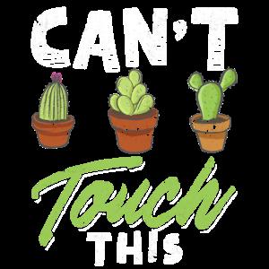 Funny Cactus Shirt Distressed
