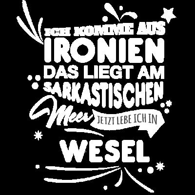 Wesel Fun Geschenk Shirt - Wesel Fun Geschenk Shirt - Weihnachtsgeschenk,Fun,Spaß,lustig,Idee,Geschnkidee,schenken,witzig,Stadt,Wesel,Deutschland,Geburtstag,Geburtstagsgeschenk,Stadt-,cool,Sprüche,Spruch,Mode,Geschenkideen,Geschenk,witzige
