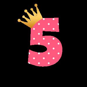 Baby 5. Geburtstag Fünfter Geburtstag Geschenk