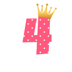Baby 4. Geburtstag Vierter Geburtstag Geschenk