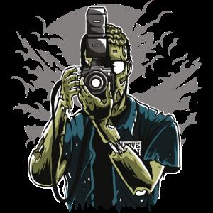 Zombie Fotograf
