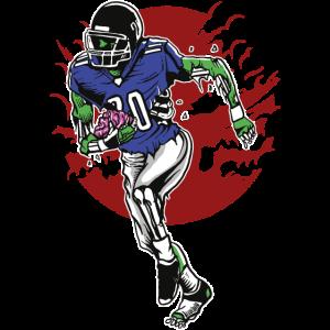 Zombie Fußballer