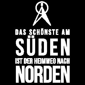 Heimweg nach Norden | Norddeutsch | Heimat | Nord