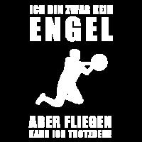 Basketball | Basketballspieler | Dunking | Engel