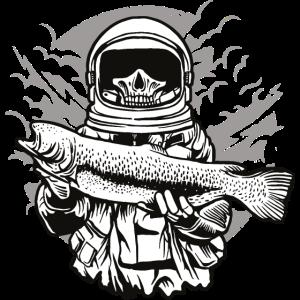 Astronaut Fischerei