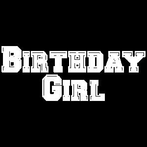 Geschenke für Geburtstags-Mädchen. Trendy Geburtstagsfeier.