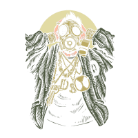 Gasmask Gangsta