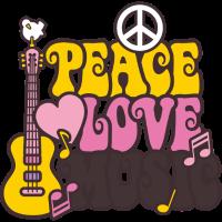 Peace & Love & Music