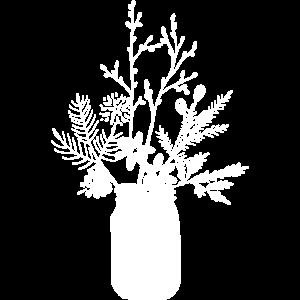 Blumenglas