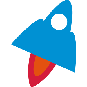 Rakete Raketen Comic Fliegen Flug 3c