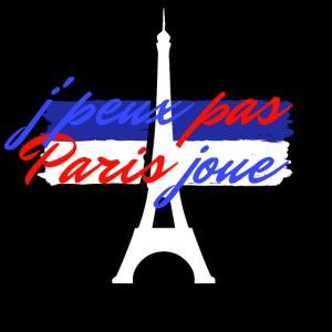 j'peux pas Paris joue foot france