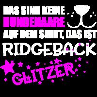Geschenk für Ridgebackfreunde Ridgeback Tshirt