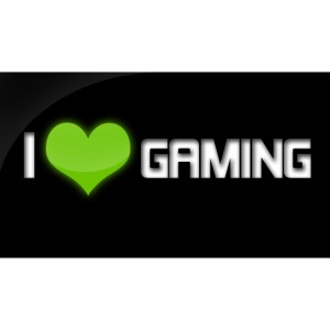 I Love Gaming Shadow Gamer
