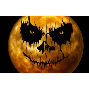 Halloween Mond Shadow Gamer Limited Edition
