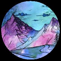 Magische Berge