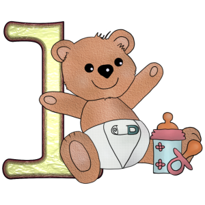 Erster Geburtstag mit Ted
