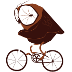 Cycling Owl