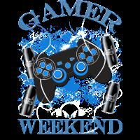 Gamer weekend