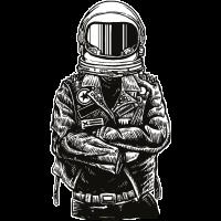 Astronaut Rebell